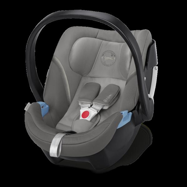 Cybex Aton 5 Soho Grey Bērnu autosēdeklis 0-13 kg