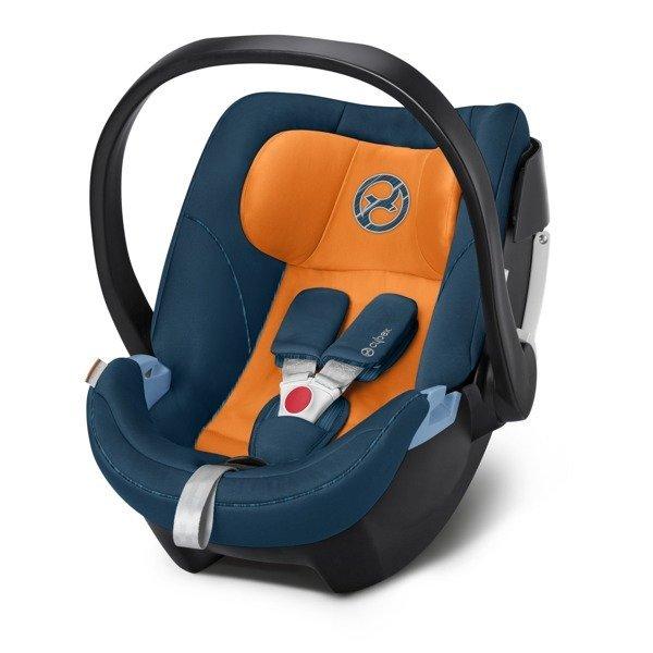 Cybex Aton 5 Tropical Blue Bērnu autosēdeklis 0-13 kg