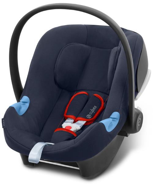 Cybex Aton B I-Size Bay Blue Bērnu autosēdeklis 0-13 kg