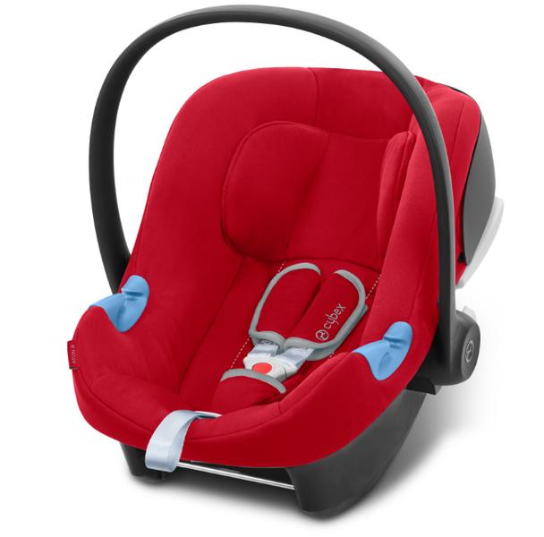 Cybex Aton B I-Size Dynamic Red Bērnu autosēdeklis 0-13 kg