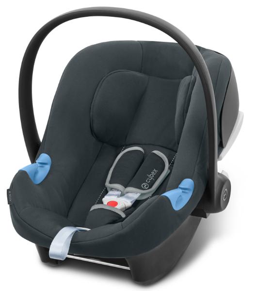 Cybex Aton B I-Size Steel Grey Bērnu autosēdeklis 0-13 kg