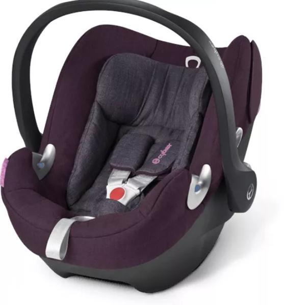 Cybex Aton Q Lollipop Plus Bērnu autosēdeklis 0-13 kg
