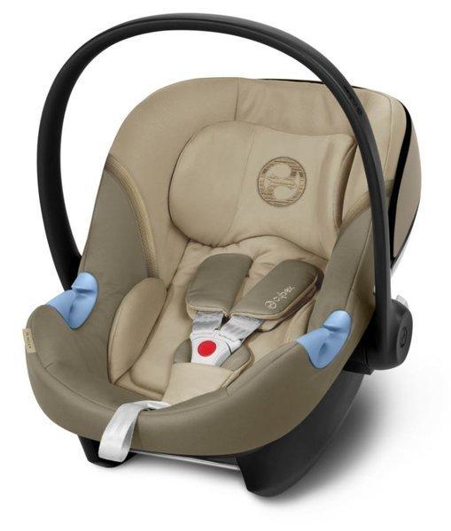 Cybex Aton M Classic Beige Bērnu autosēdeklis 0-13 kg