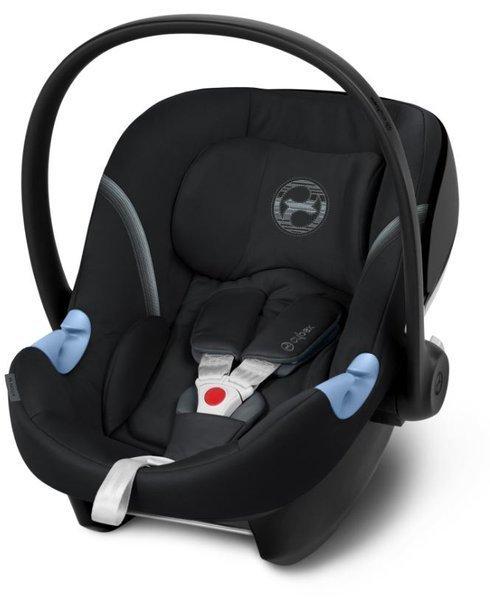Cybex Aton M Deep Black Bērnu autosēdeklis 0-13 kg