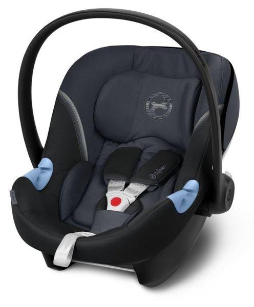 Cybex Aton M Granite Black Bērnu autosēdeklis 0-13 kg