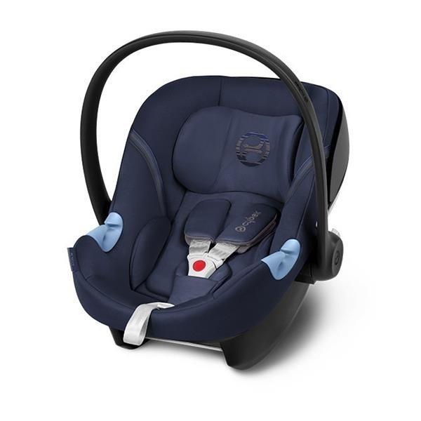 Cybex Aton M i-Size Denim Blue Bērnu autosēdeklis 0-13 kg