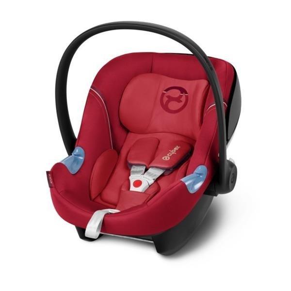 Cybex Aton M i-Size Infra Red Bērnu autosēdeklis 0-13 kg
