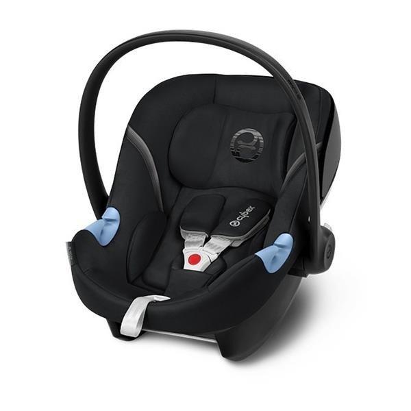 Cybex Aton M i-Size Lavastone Black Bērnu autosēdeklis 0-13 kg