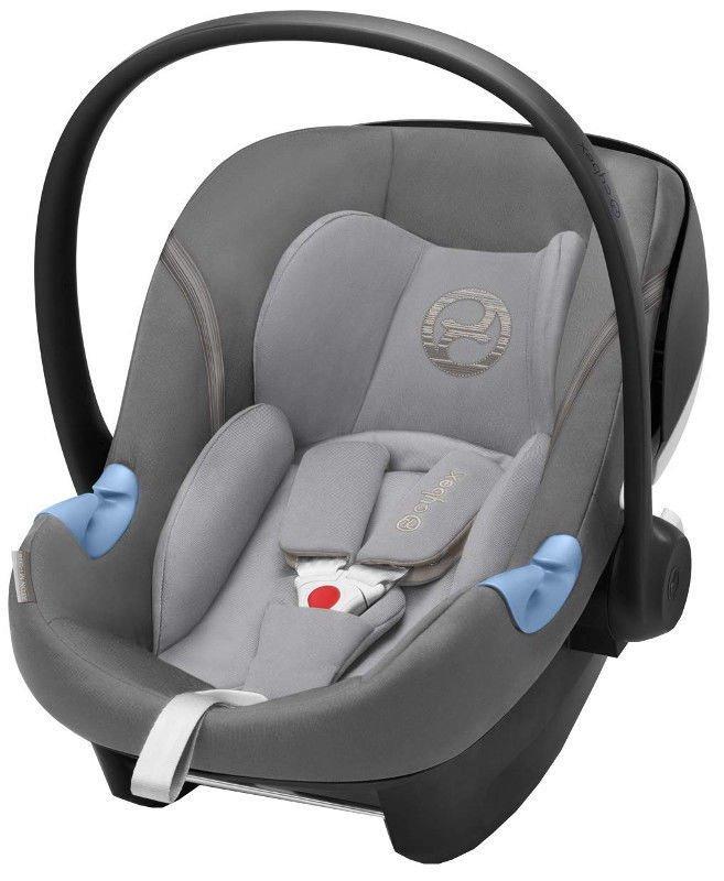 Cybex Aton M i-Size Manhattan Grey Bērnu autosēdeklis 0-13 kg