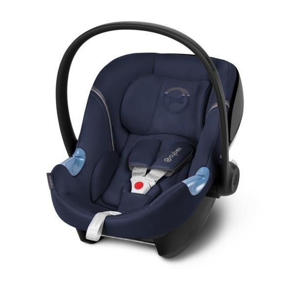 Cybex Aton M i-Size Midnight Blue Bērnu autosēdeklis 0-13 kg