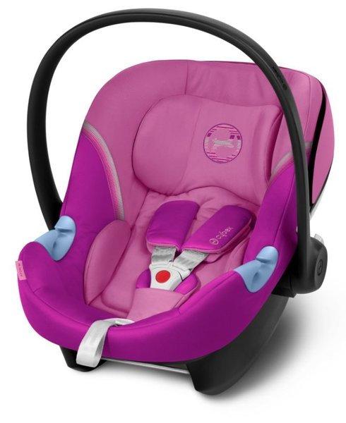 Cybex Aton M Magnolia Pink Bērnu autosēdeklis 0-13 kg
