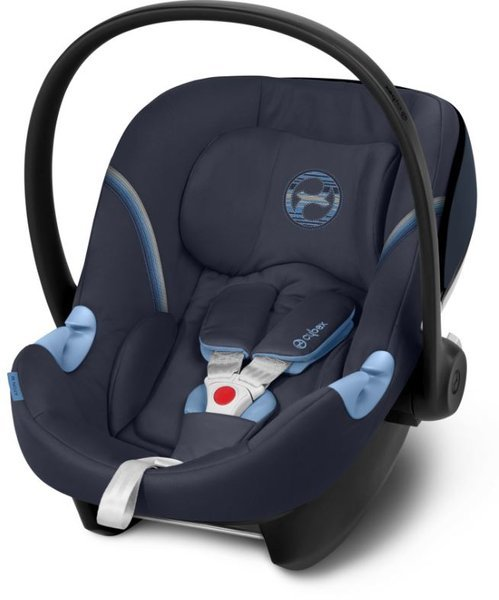 Cybex Aton M Navy Blue Bērnu autosēdeklis 0-13 kg