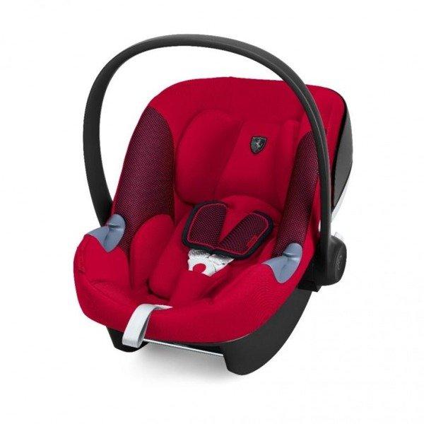 Cybex Aton M Racing Red - Ferrari Bērnu autosēdeklis 0-13 kg