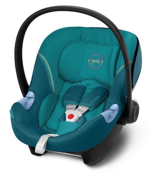 Cybex Aton M River Blue Bērnu autosēdeklis 0-13 kg