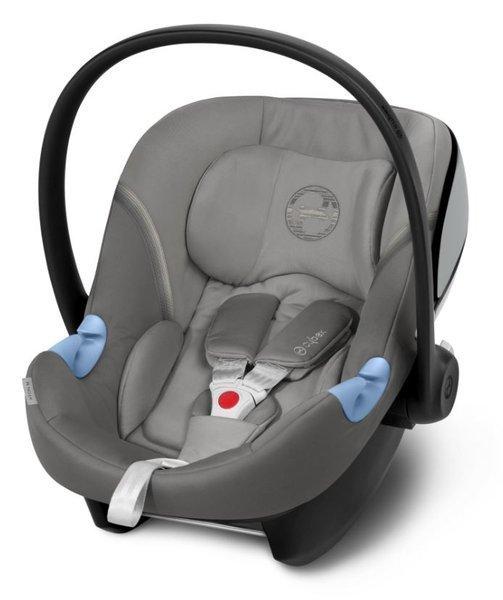 Cybex Aton M Soho Grey Bērnu autosēdeklis 0-13 kg