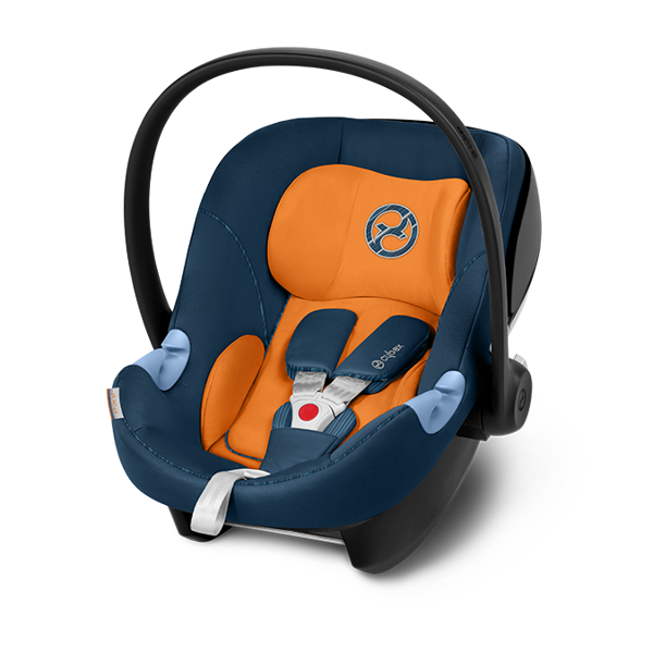 Cybex Aton M Tropical Blue Bērnu autosēdeklis 0-13 kg