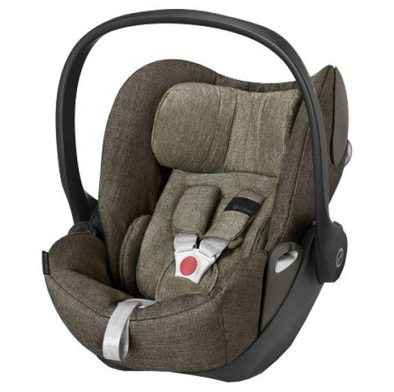 Cybex Aton Q Olive Khaki Plus Bērnu autosēdeklis 0-13 kg