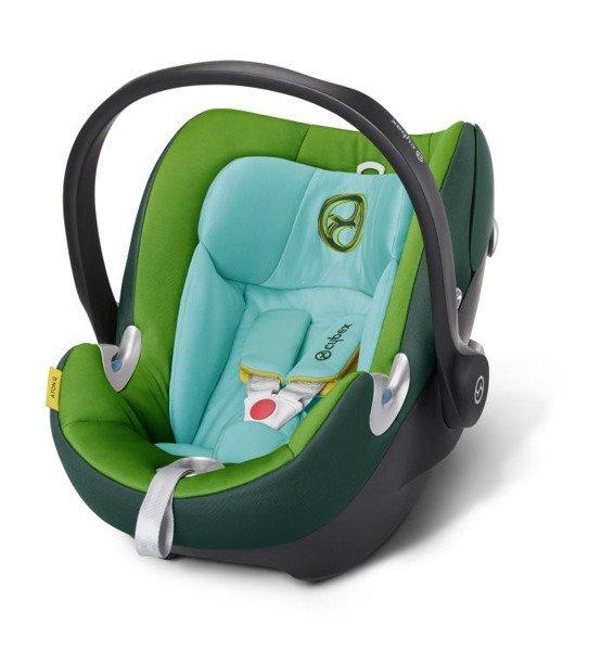 Cybex Aton Q PHawaii Green Bērnu autosēdeklis 0-13 kg