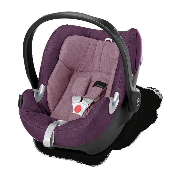 Cybex Aton Q Princess Pink Plus Bērnu autosēdeklis 0-13 kg