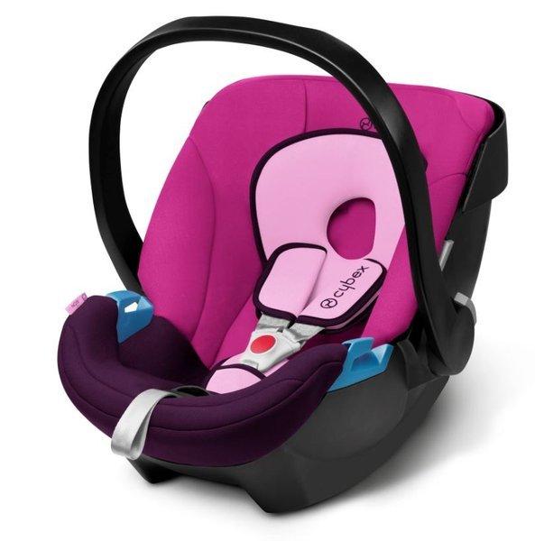 Cybex Aton Purple Rain Bērnu autosēdeklis 0-13 kg