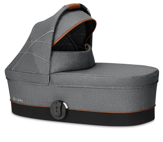Cybex Balios S Denim Manhattan Grey Ratu kulba