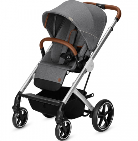 Cybex Balios S Denim Manhattan Grey Sporta rati