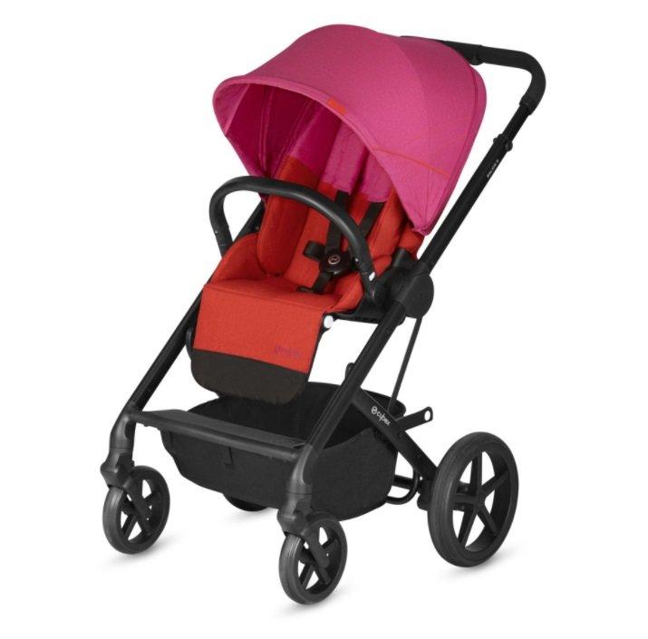 Cybex Balios S Fancy Pink Sporta rati
