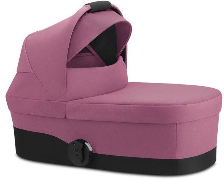 Cybex Balios S Magnolia Pink Ratu kulba