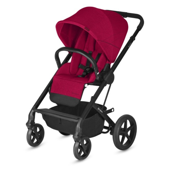 Cybex Balios S Rebel Red Sporta rati