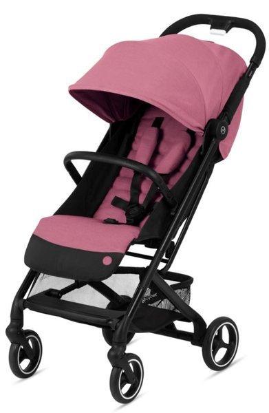 Cybex Beezy Magnolia Pink Sporta ratiņi
