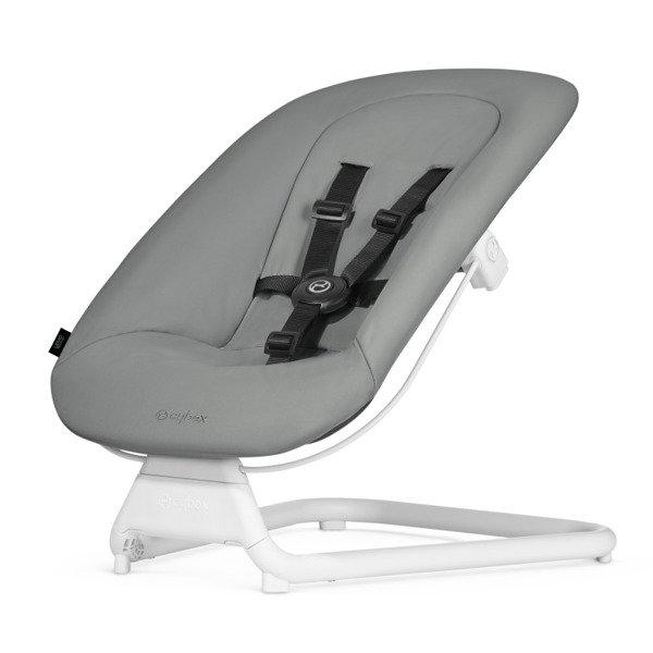 Cybex Bouncer Storm grey Šūpuļkrēsliņš krēsliņam Lemo