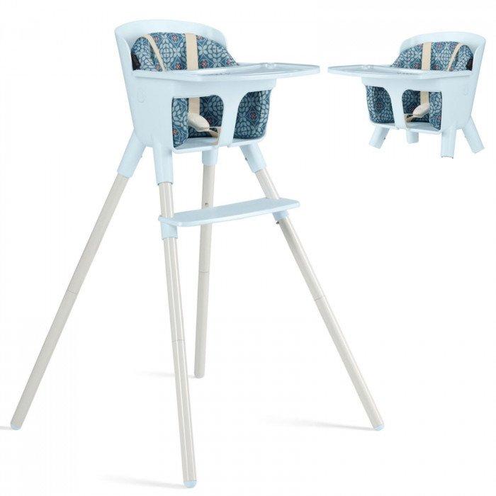 Cybex CBX Luyu XL Sleepy blue 2in1 Barošanas krēsliņš