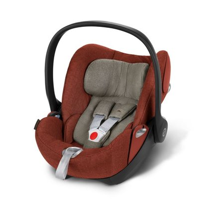 Cybex Cloud Q Autumn Gold Plus Bērnu autosēdeklis 0-13 kg