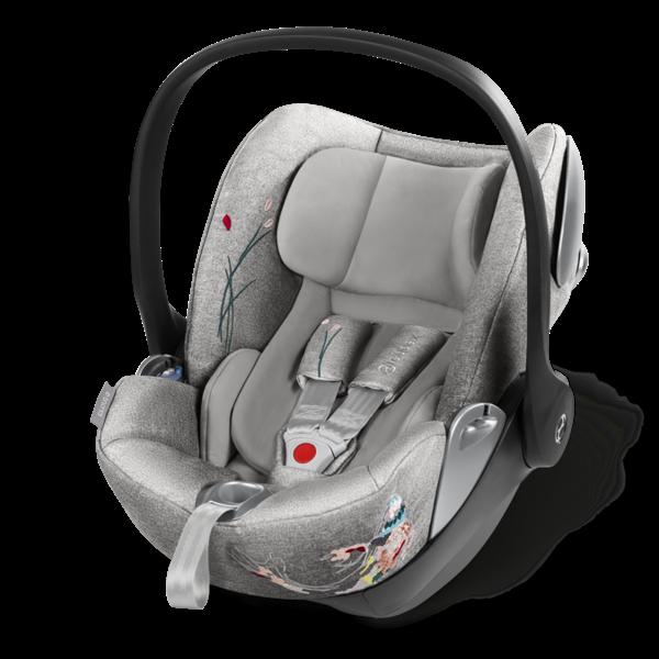 Cybex Cloud Q Koi Crystallized Bērnu autosēdeklis 0-13 kg