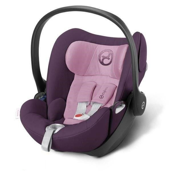 Cybex Cloud Q Princess Pink Bērnu autosēdeklis 0-13 kg