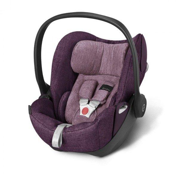 Cybex Cloud Q Princess Pink Plus Bērnu autosēdeklis 0-13 kg