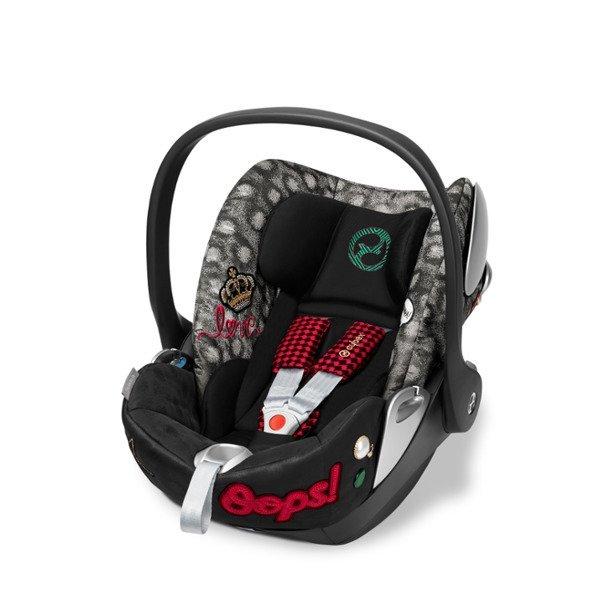Cybex Cloud Q Rebellious Bērnu autosēdeklis 0-13 kg