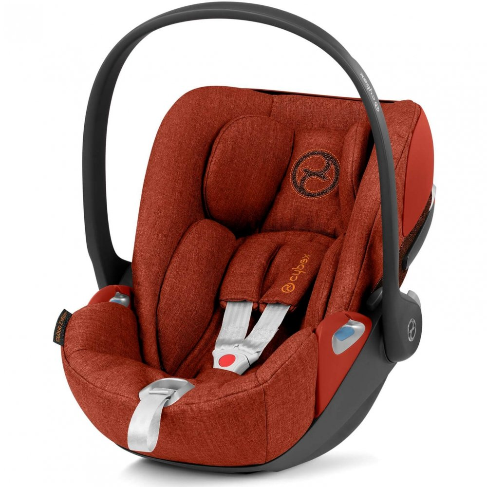 Cybex Cloud Z I-Size Autumn Gold Plus Bērnu autosēdeklis 0-13 kg