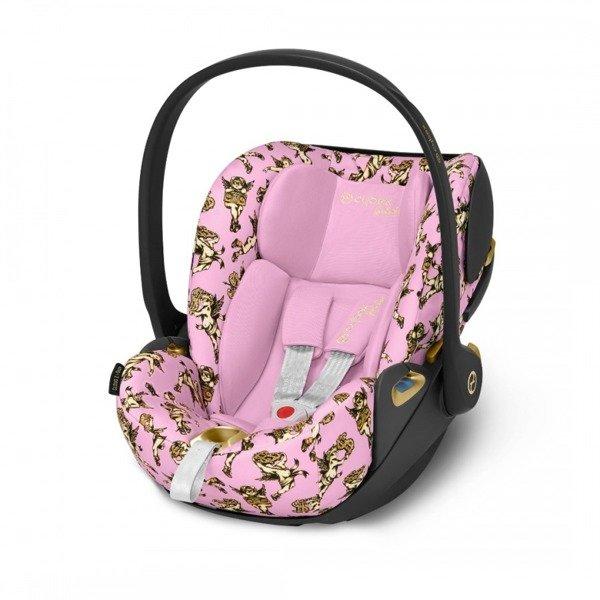 Cybex Cloud Z I-Size Cherub Pink by Jeremy Scott Bērnu autosēdeklis 0-13 kg