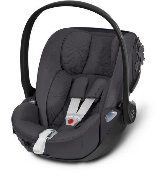 Cybex Cloud Z I-Size Dream Grey Bērnu autosēdeklis 0-13 kg