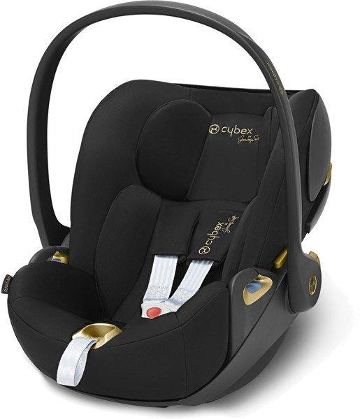 Cybex Cloud Z I-Size Jeremy Scott Black Bērnu autosēdeklis 0-13 kg