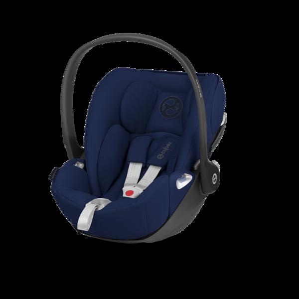Cybex Cloud Z I-Size Midnight Blue Bērnu autosēdeklis 0-13 kg