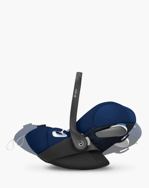 Cybex Cloud Z I-Size Midnight Blue Plus Bērnu autosēdeklis 0-13 kg