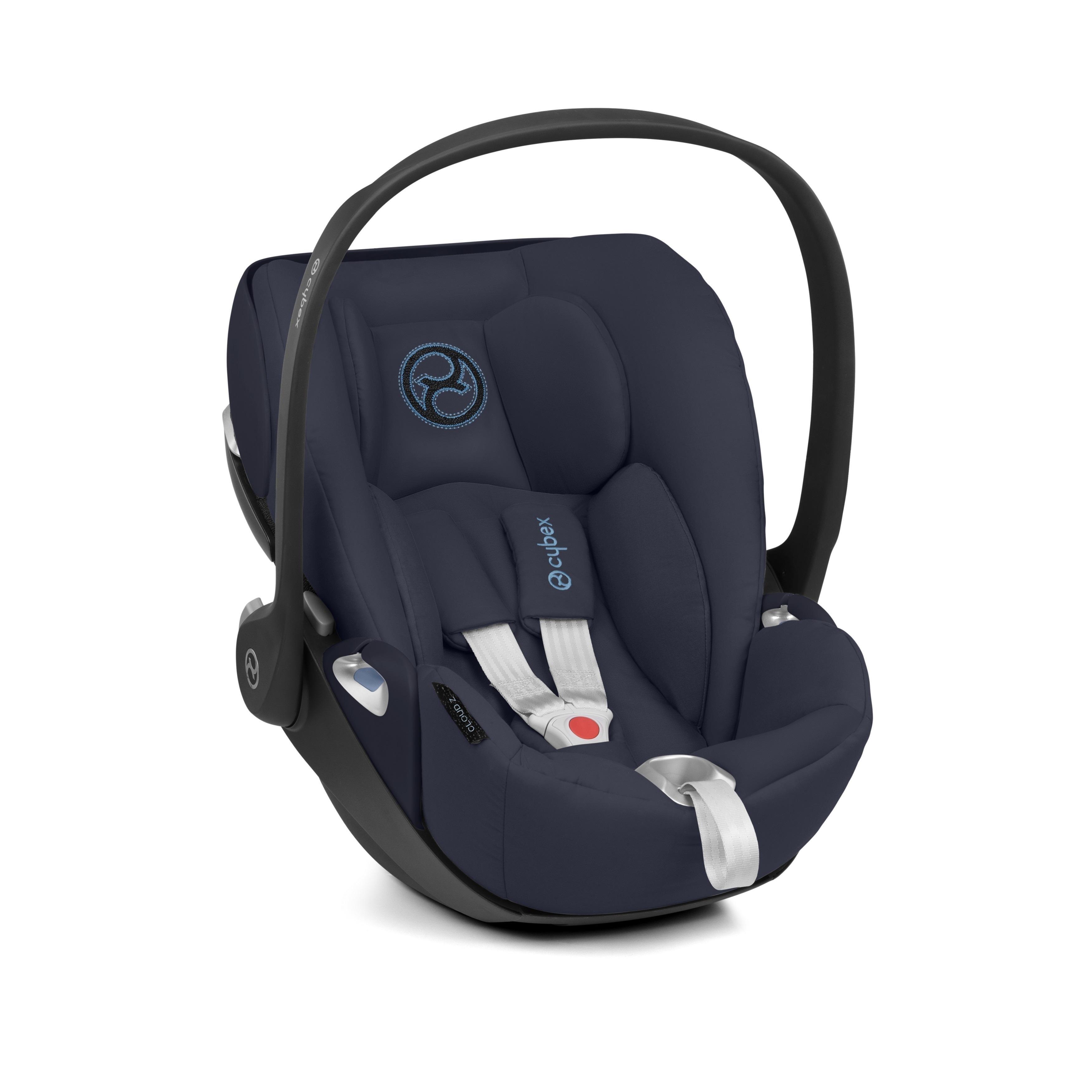 Cybex Cloud Z I-Size Nautical Blue Bērnu autosēdeklis 0-13 kg