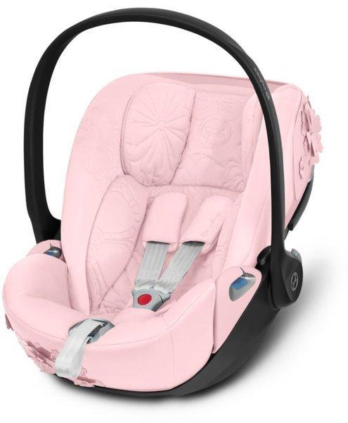 Cybex Cloud Z I-Size Pale Blush Bērnu autosēdeklis 0-13 kg