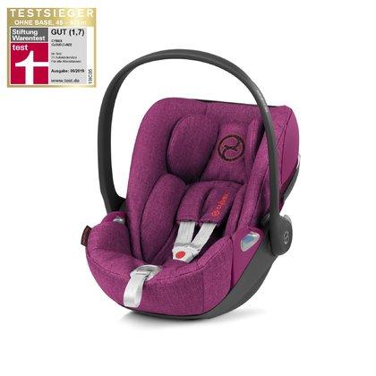 Cybex Cloud Z I-Size Passion Pink Plus Bērnu autosēdeklis 0-13 kg