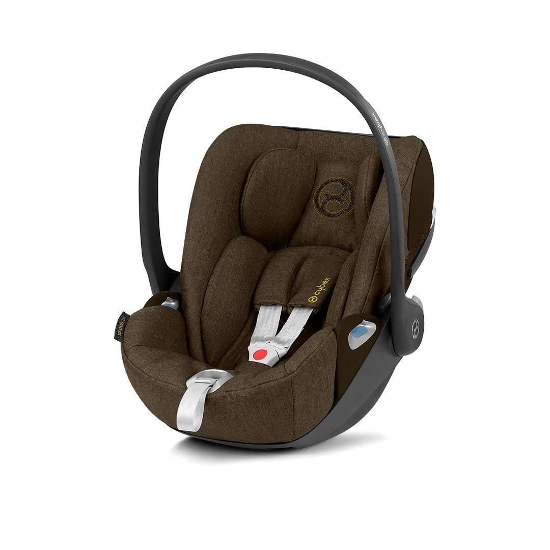 Cybex Cloud Z I-Size Plus Khaki Green Bērnu autosēdeklis 0-13 kg