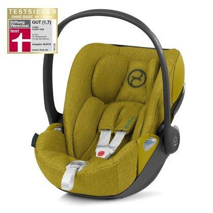 Cybex Cloud Z I-Size Plus Mustard Yellow Bērnu autosēdeklis 0-13 kg
