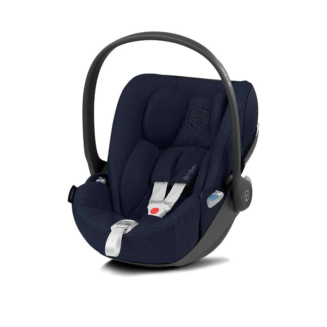 Cybex Cloud Z I-Size Plus Nautical Blue Bērnu autosēdeklis 0-13 kg