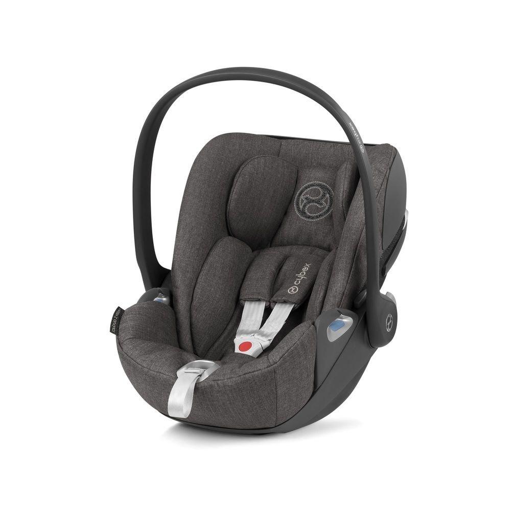 Cybex Cloud Z I-Size Plus Soho Grey Bērnu autosēdeklis 0-13 kg
